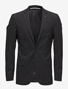 JACKET CLEVER - enkeltradede blazere - 990-black