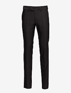 TROUSER ROAD - 990-BLACK