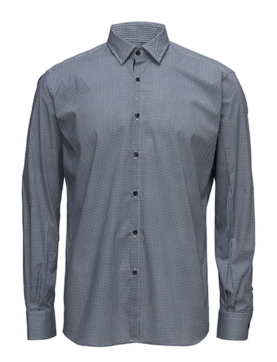 SHIRT SLIM - 690-BLUE