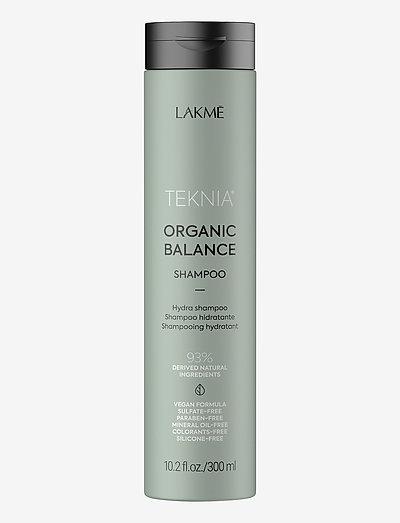 ORGANIC BALANCE SH 300 ML - shampoo - clear
