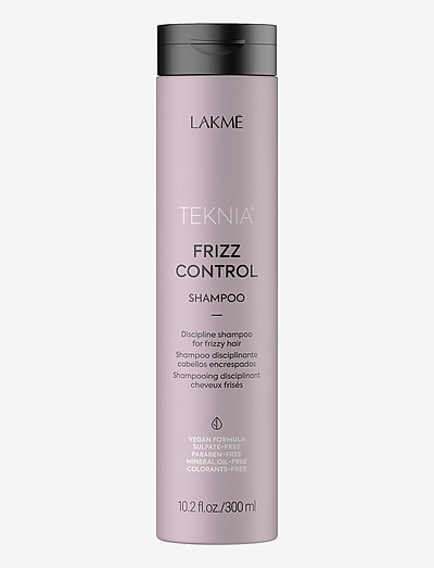 FRIZZ CONTROL SH 300 ML - shampoo - clear
