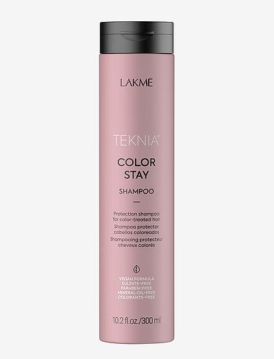 COLOR STAY SH 300 ML - shampoo - clear