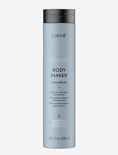 BODY MAKER SH 300 ML - shampoo - clear