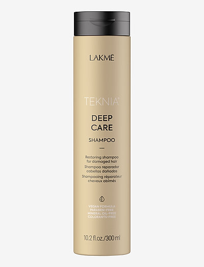 DEEP CARE SH  300 ML - shampoo - clear