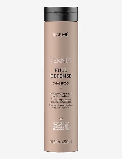 FULL DEFENSE SH 300 ML - shampoo - clear