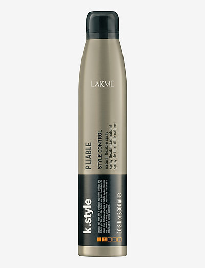 PLIABLE NATURAL HOLD SPRAY 300 ML - hårspray - clear