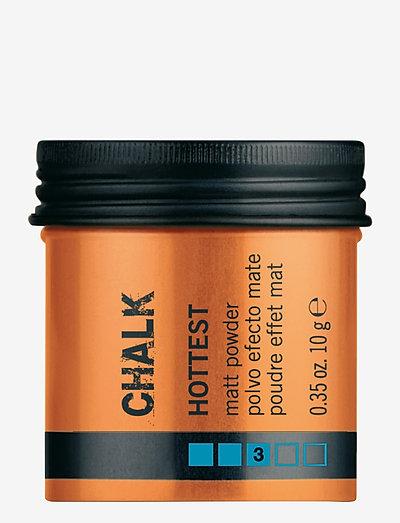 CHALK MATT POWDER 10 G - torrschampo - clear