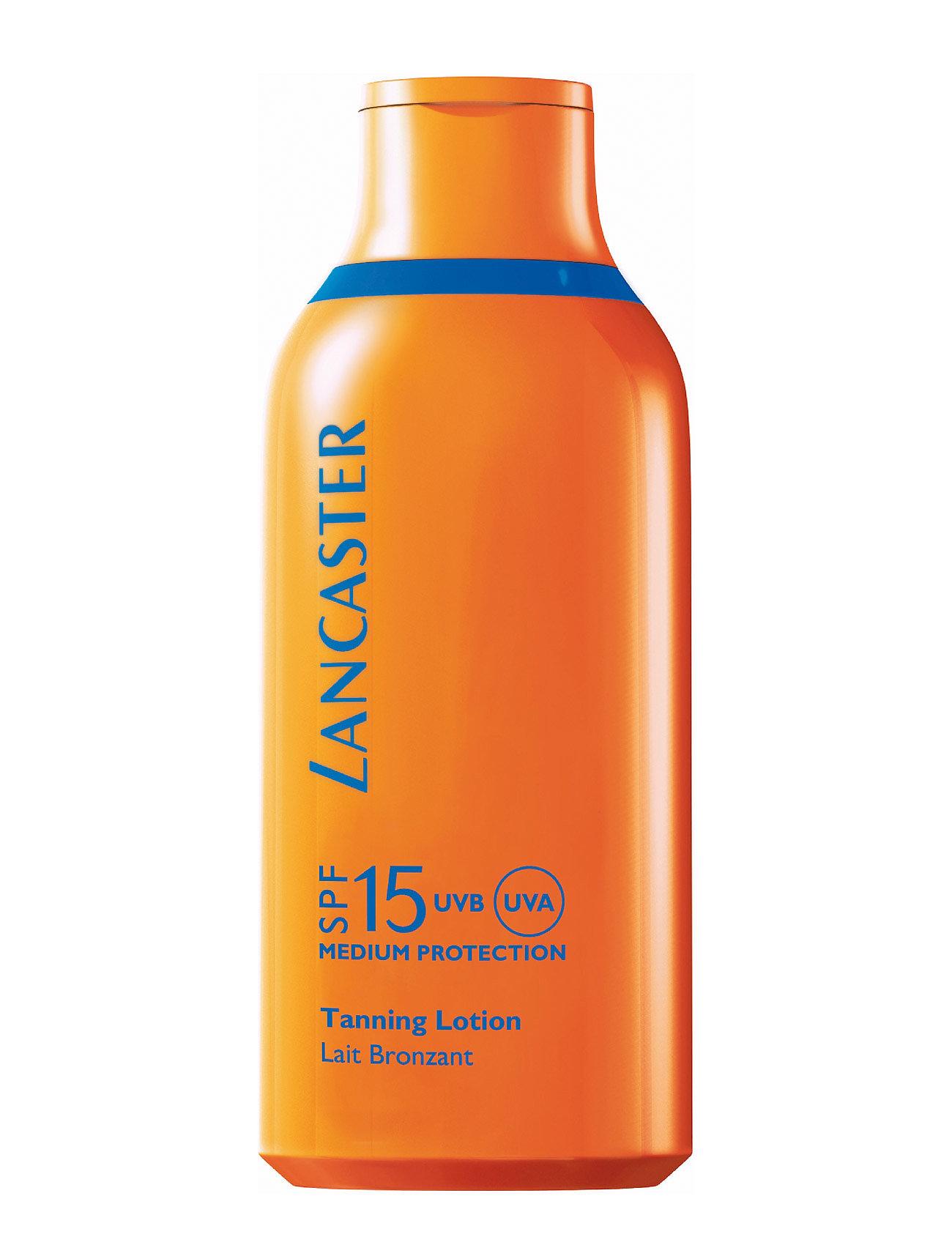 Image of Sun Care Face & Body Tanlotion Silky Milk Spf15 Beauty WOMEN Skin Care Sun Care Body Nude Lancaster (3193799659)