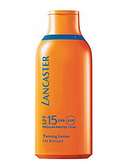 Lancaster SUN CARE FACE & BODY TANLOTION SILKY MILK SPF15