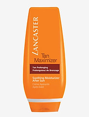 Lancaster - AFTER SUN TAN MAX SOOTHING MOISTURIZER - solprodukter - no color - 0