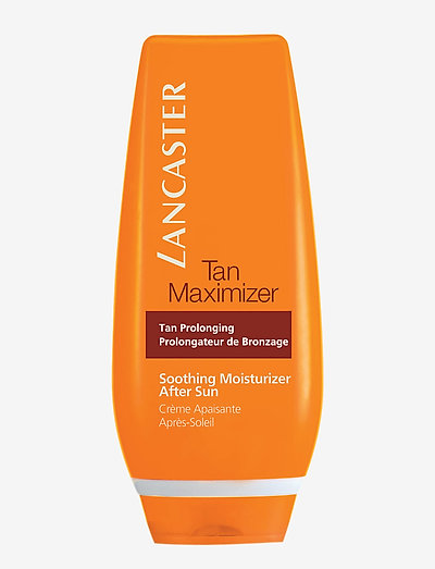 AFTER SUN AS TAN MAX SOOTHING MOIST BODY - solprodukter - no color