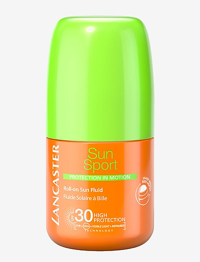 SUN SPORT ROLL ON FLUID FACE&BODY SPF30 - kropspleie - no color