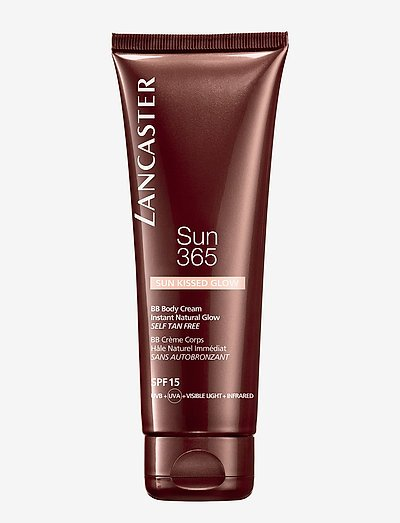 SUN 365 MAKE-UP BB BODY CREAM SPF15 - kropspleie - no color