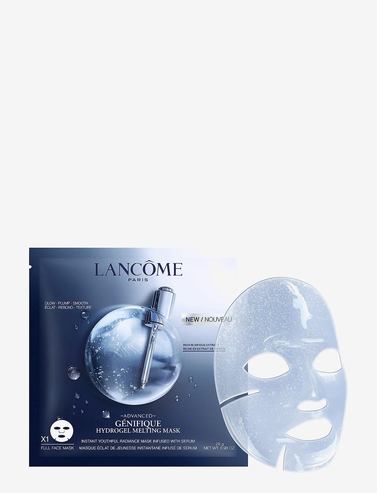 Lancôme - Génifique Hydrogel Melting Sheetmask - sheet mask - clear - 0
