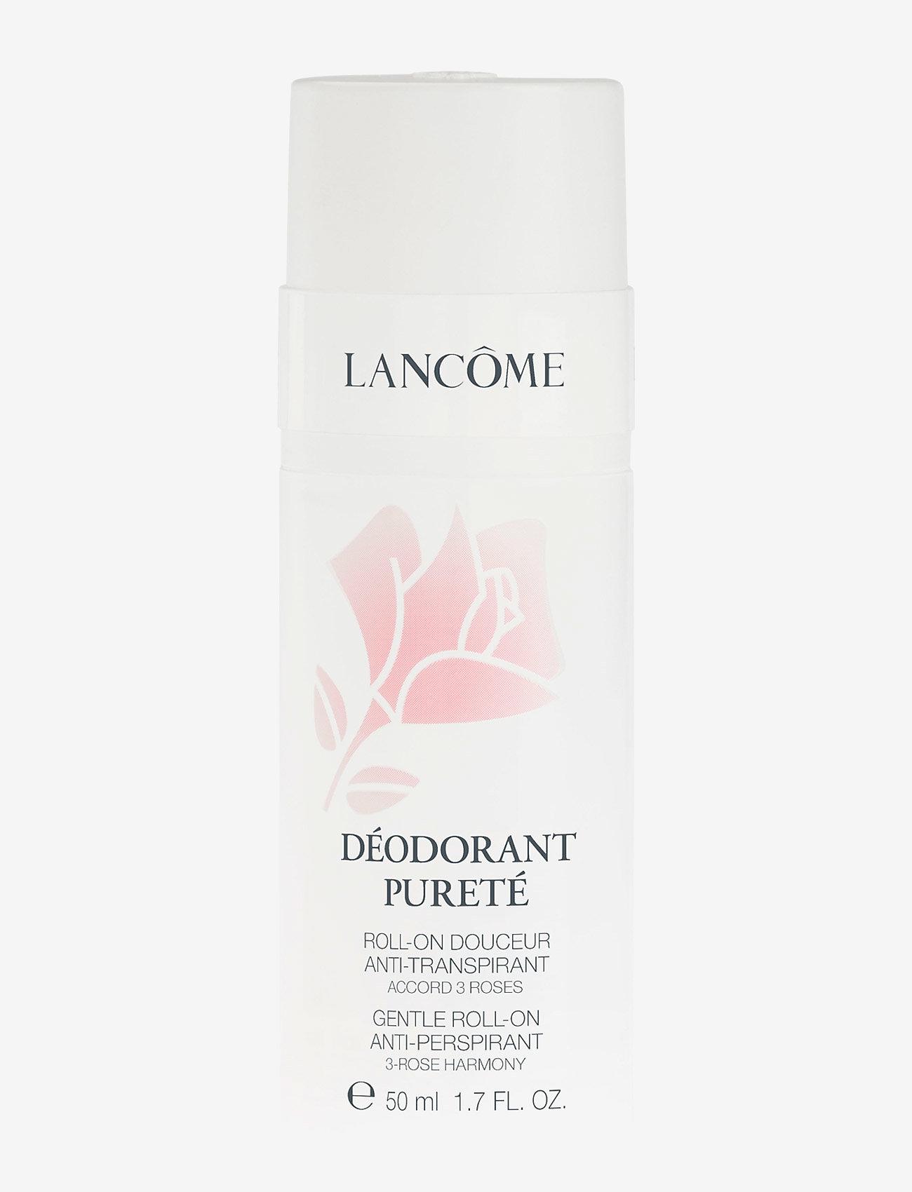 Lancôme - La Rose Deo Roll On 50 ml - deo roll-on - clear - 0