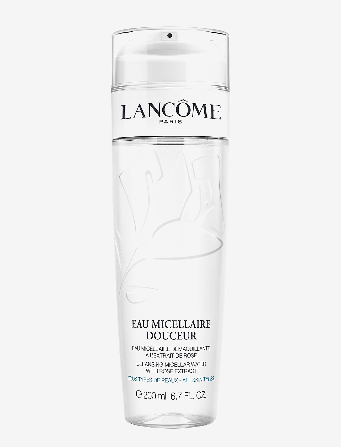 Lancôme - Eau Micellaire Douceur 400 ml - meikinpoistoaine - clear - 1
