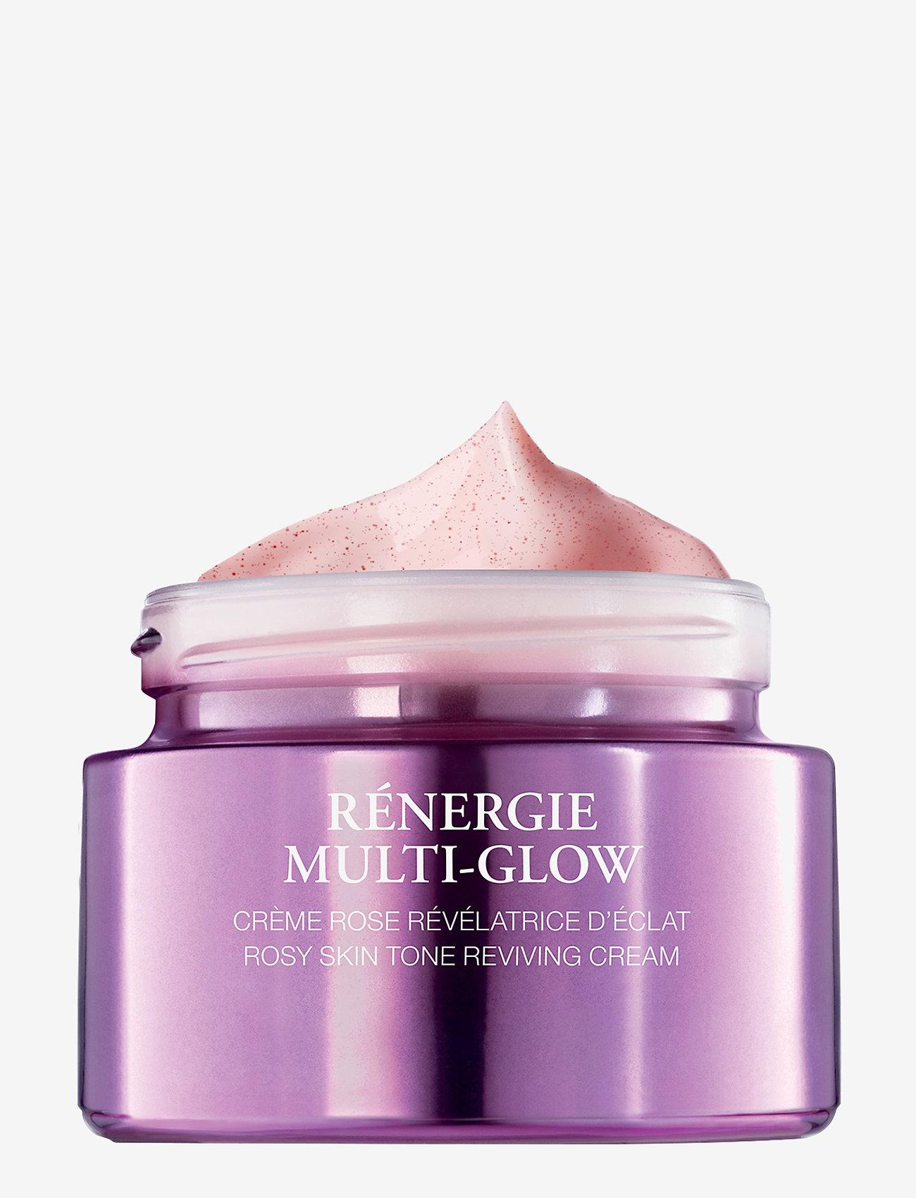 Lancôme - Rénergie Multi-Glow  Rosy Skin Tone Reviving Cream 50 ml - dagcreme - clear - 1