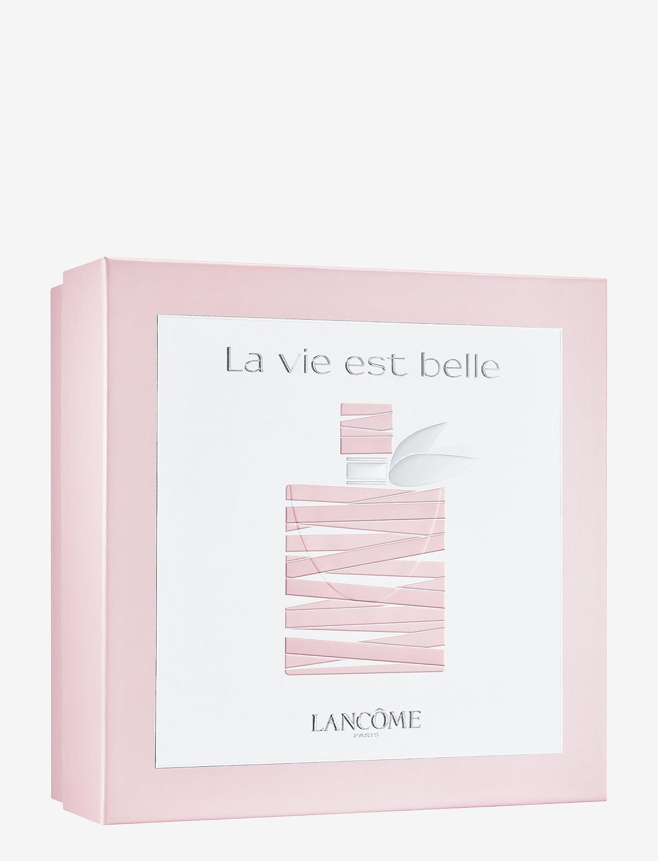 Lancôme - La Vie Est Belle Eau de Parfum 30 ml Mother's Day set - tuoksusetit - clear