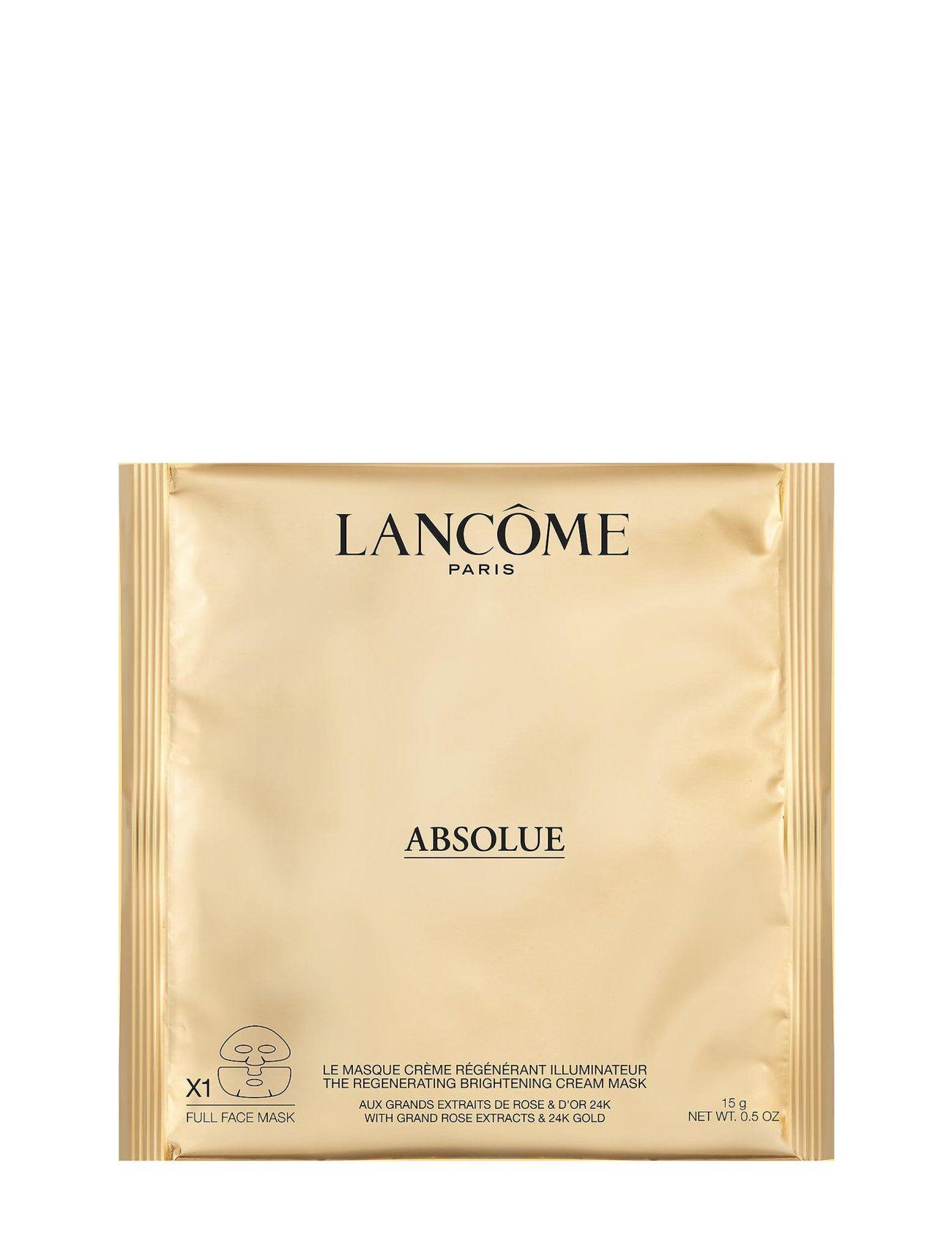 Absolue Golden Mask Beauty WOMEN Skin Care Face Sheet Mask Nude Lancôme