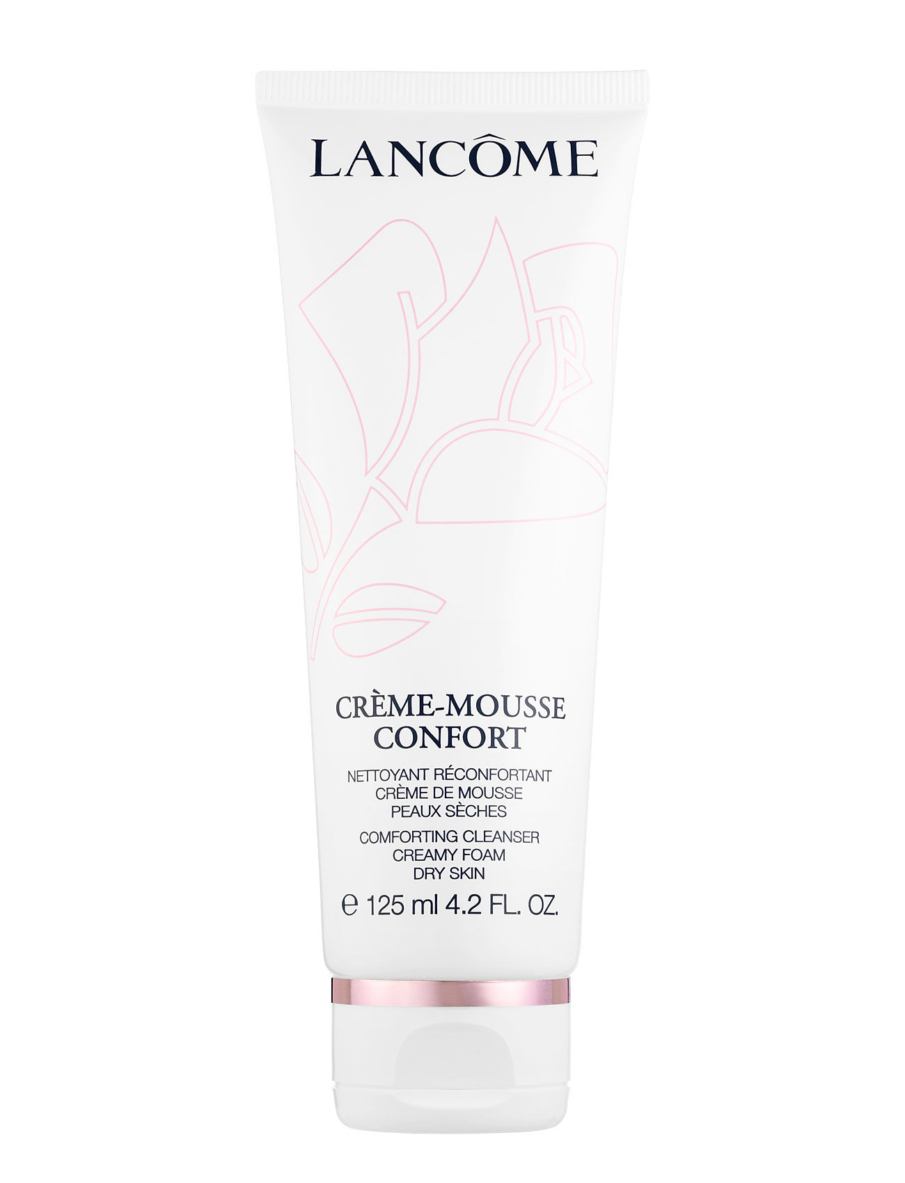 Image of CrèMe Mousse Confort Cleansing Gel 125 Ml Beauty WOMEN Skin Care Face Cleansers Cleansing Gel Nude Lancôme (3345419523)