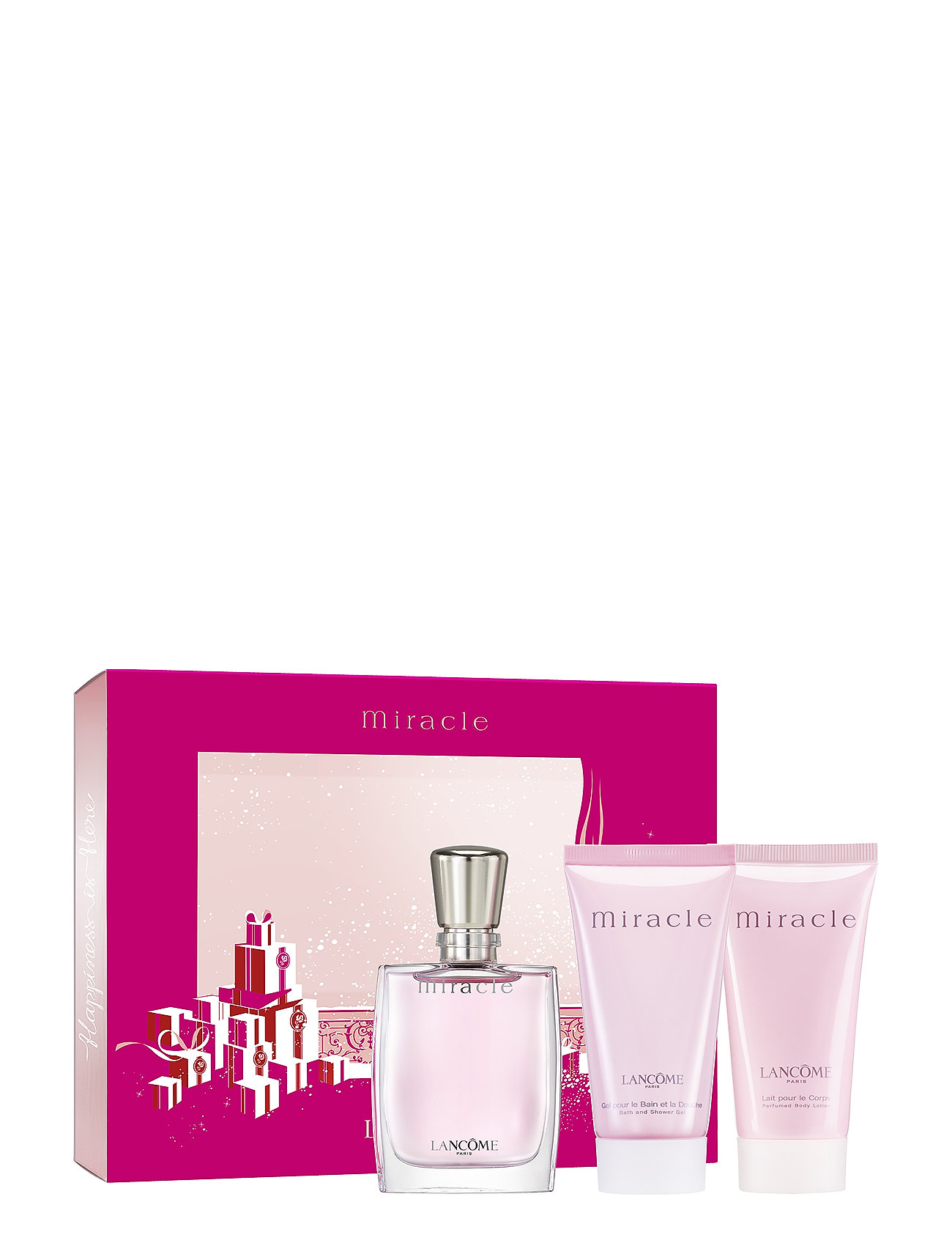 Lancôme Miracle 30 ml Gift box - NO COLOUR