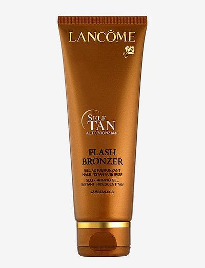 Flash Bronzer Self Tanning Legs Gel 125 ml - tanning - clear