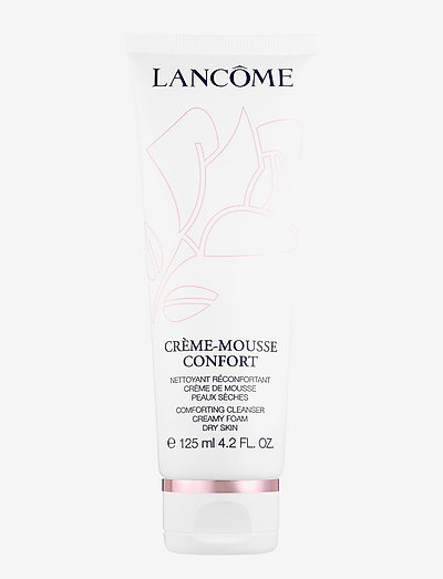 Mousse Creme Confort 125 ml - rensegel - clear
