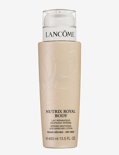 Nutrix Royal Body Lotion 400 ml - body lotion - clear