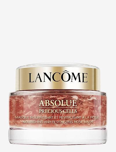 Lancôme Absolue Precious Cells Rose Face Mask - ansiktsmasker - clear