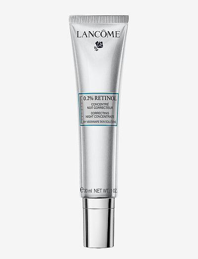 Lancôme Visionnaire Skin Solutions Retinol 0,2% - serum - clear