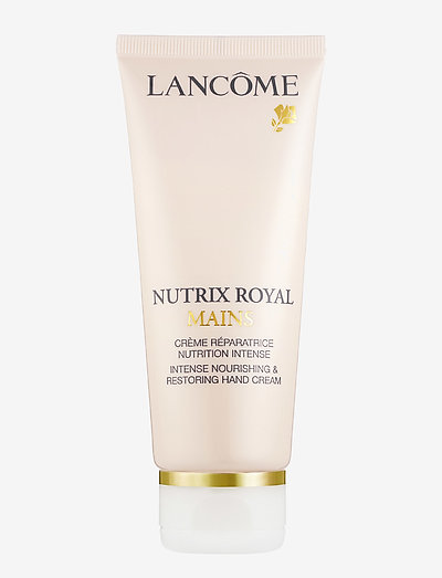 Nutrix Royal Mains Hand Cream 100 ml - håndkrem & fotkrem - clear