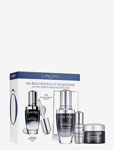 Lancôme Génifique Serum 30 ml Routine gift set - hudpleiesett - clear
