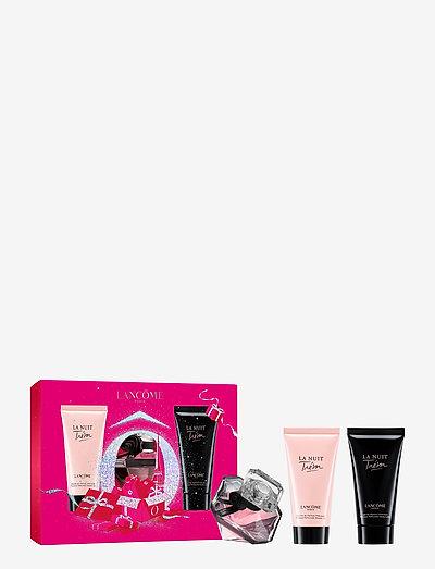 La Nuit Trésor Eau de Parfum Gift Box - parfymset - no colour