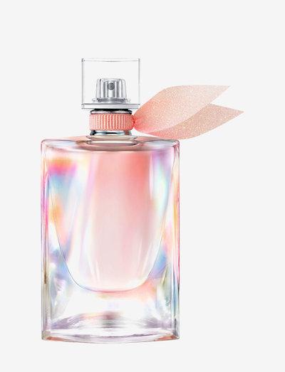 La Vie est Belle Soleil Cristal Eau de Parfum 50 ml. - parfume - clear