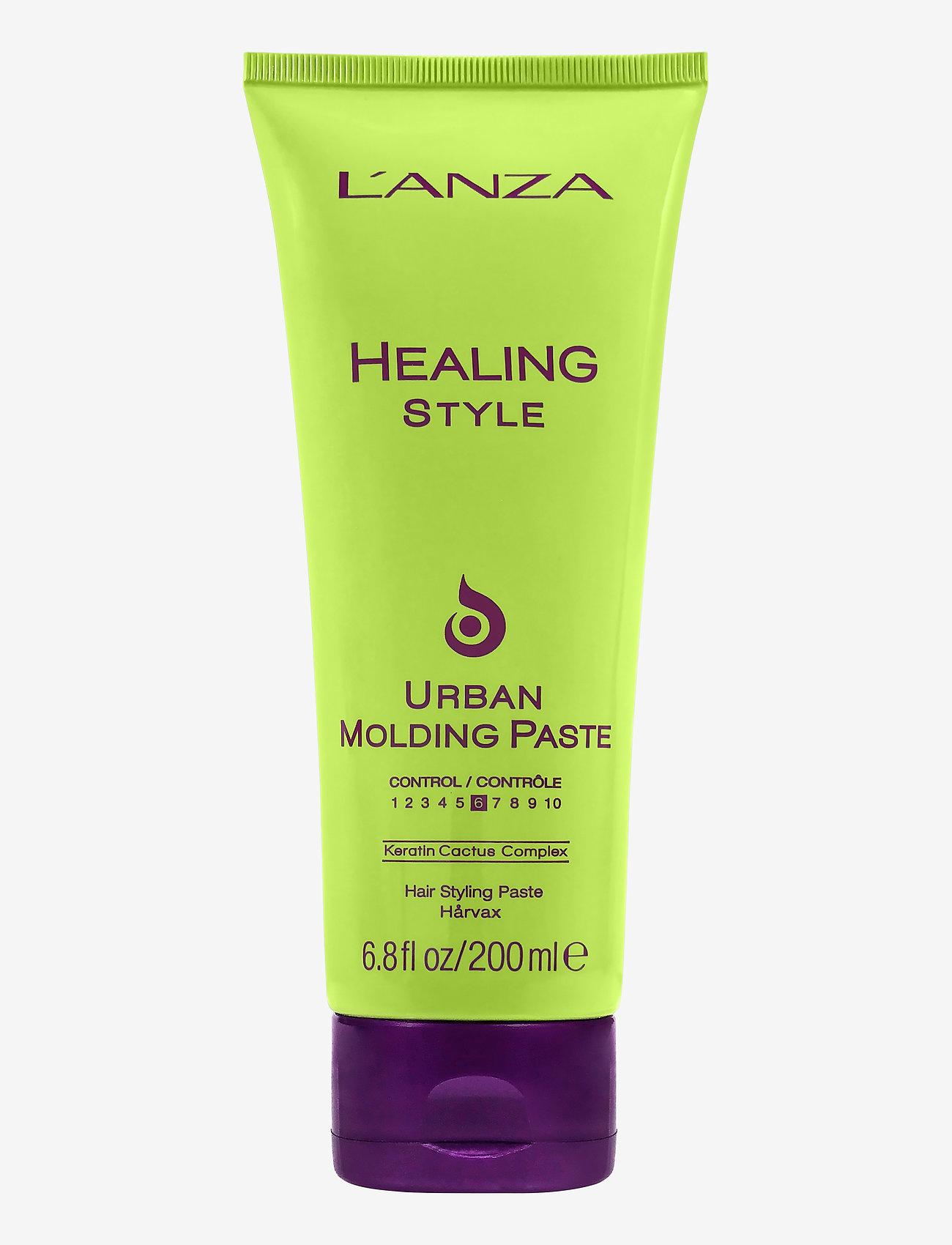 L'ANZA - Urban Molding Paste - paste - no color - 0