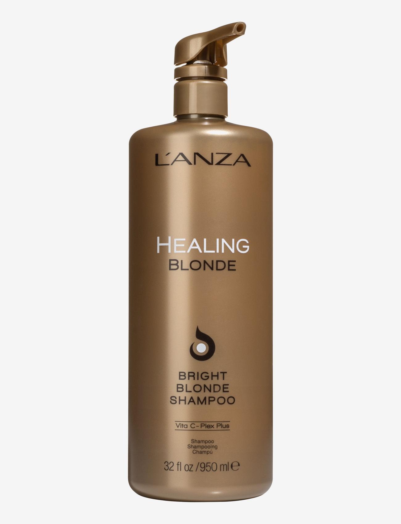 L'ANZA - Bright Blonde Shampoo - silver shampoo - no color - 0