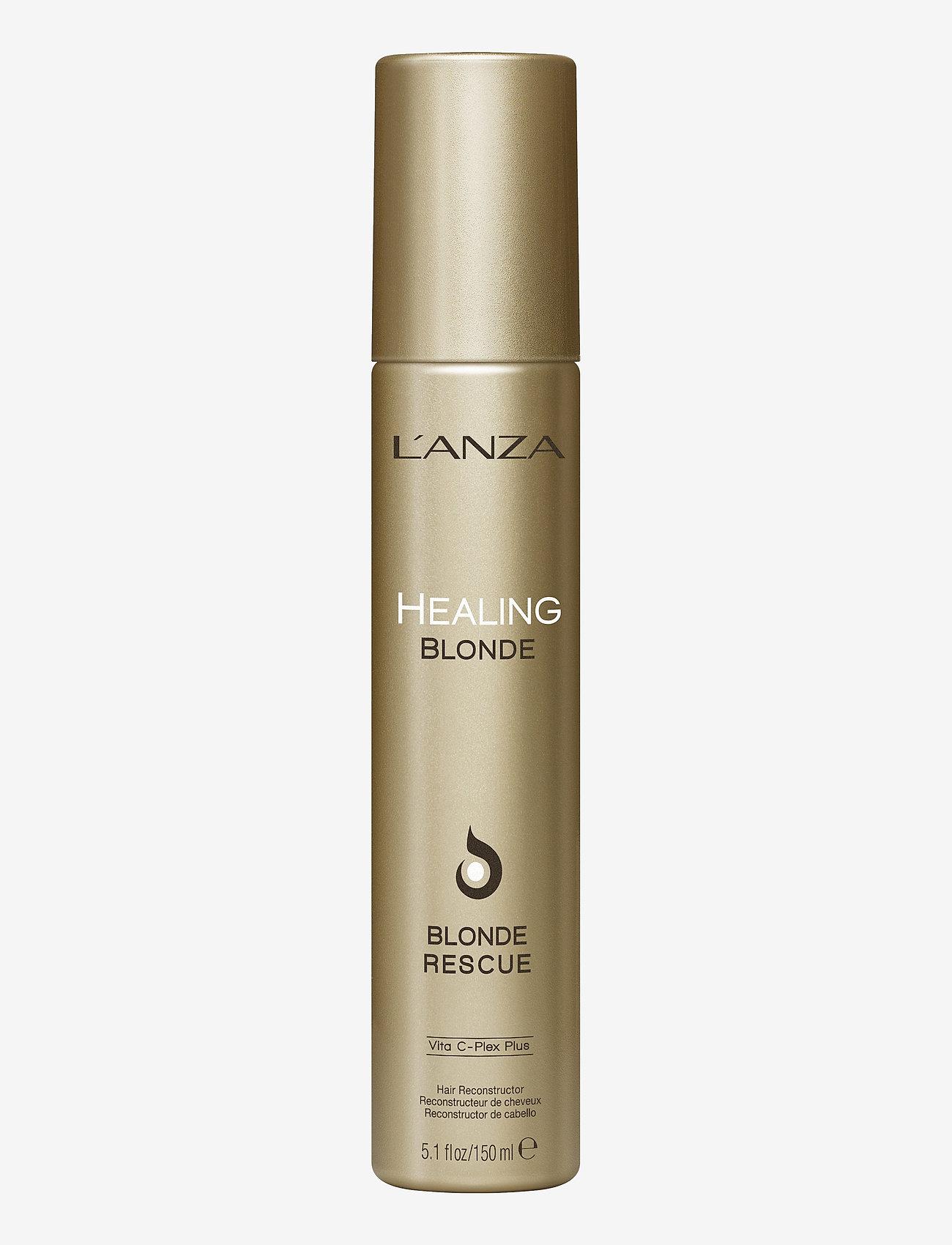 L'ANZA - Blonde Rescue - behandling - no color - 0