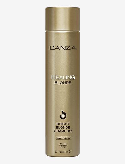 Bright Blonde Shampoo - silver shampoo - no color