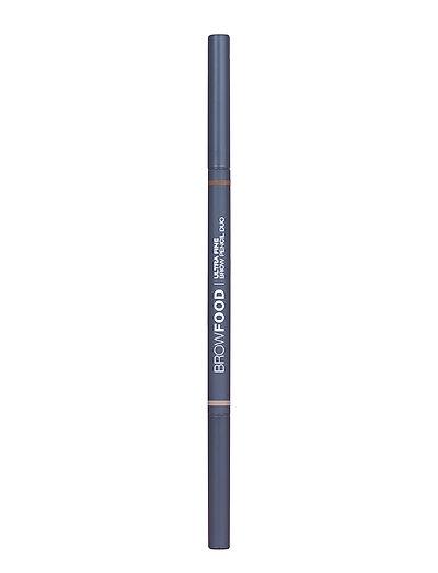 BrowFood Ultra Fine Pencil Duo - DARK BLONDE