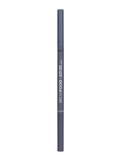 BrowFood Ultra Fine Pencil Duo - TAUPE