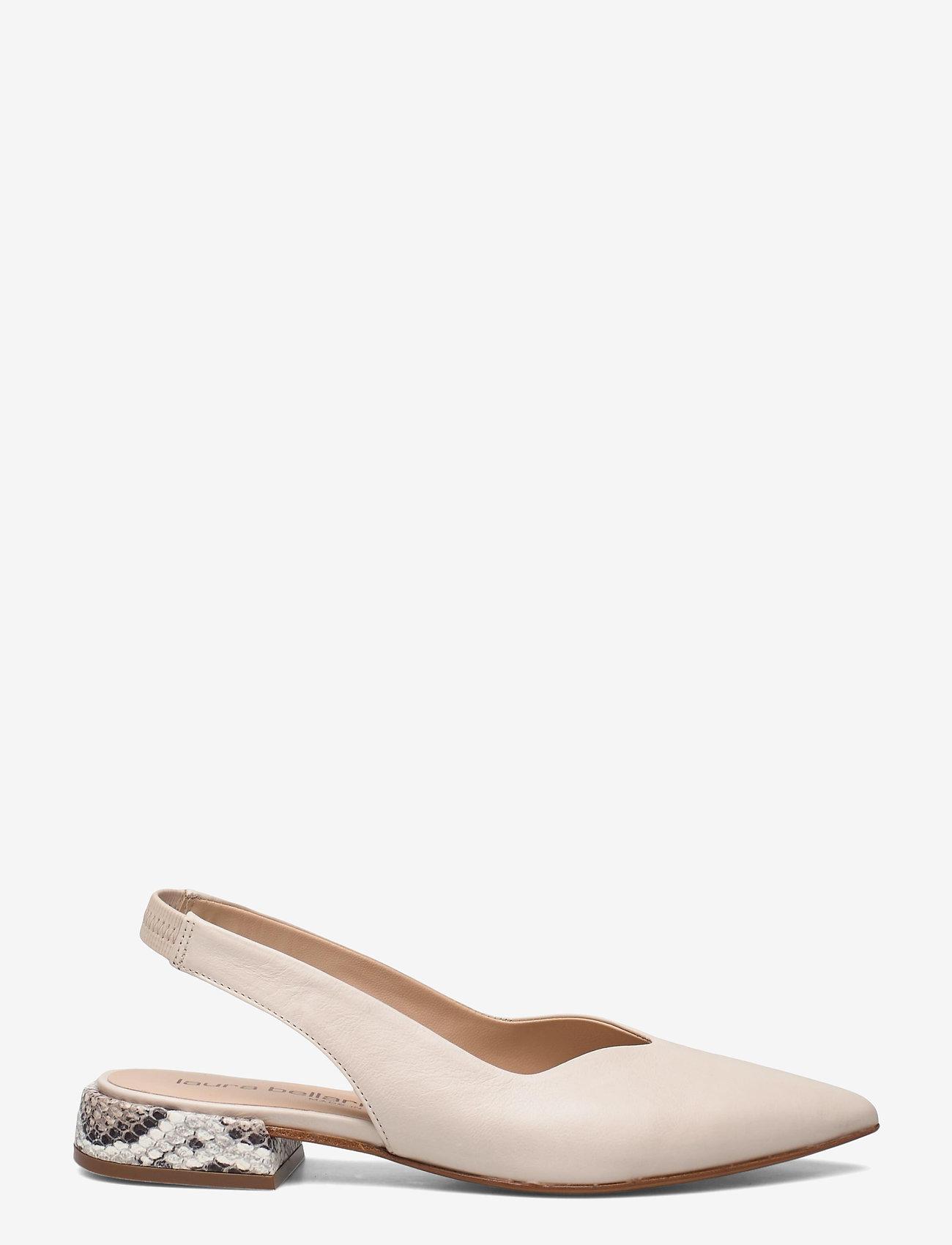 Laura Bellariva - Flats - ballerinas - ecru/beige - 1