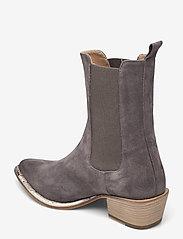 Laura Bellariva - Ankle Boots - stiefeletten mit absatz - grey - 2