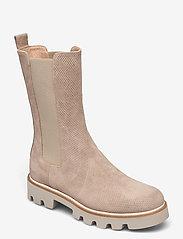 Laura Bellariva - Chelsea Boots - flache stiefeletten - avola - 0