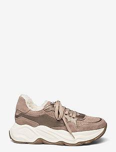 Sneakeras - chunky sneakers - avola/ bronze/ avola