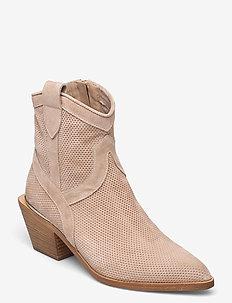 Ankle Boots - enkellaarsjes met hak - oasi