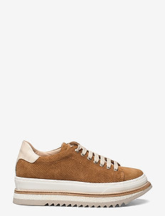 Sneakers - chunky sneakers - cuoio/beige