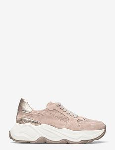 Sneakers - chunky sneakers - oasi/gold
