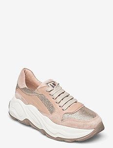 Sneakers - chunky sneaker - oasi/beige/gold