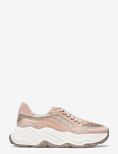 Sneakers - chunky sneakers - oasi/beige/gold