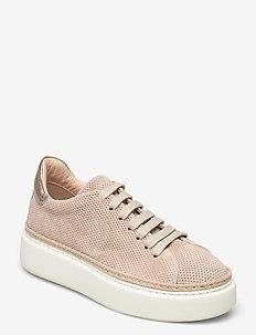 Sneakers - niedrige sneakers - oasi/gold